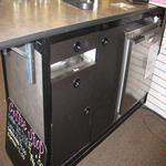 Like new indoor coffee cart!
